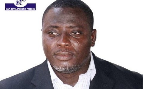 Ghana's Bureau of National Investigations (BNI) has arrested opposition New Patriotic Party, NPP, Mr. Michael Omari Wadie over sex photo