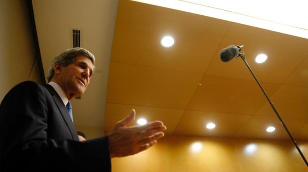John Kerry urges Nigeria to respect human rights