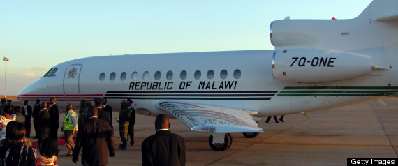 Malawi President Joyce Banda Sells Presidential Jet For $15 Million