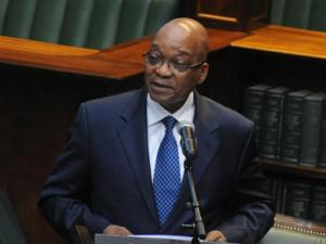 Zuma breaks his silence on abuse of his authorities
