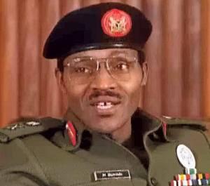 Gen. Muhammadu Buhari RTD