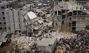 Building after collapse