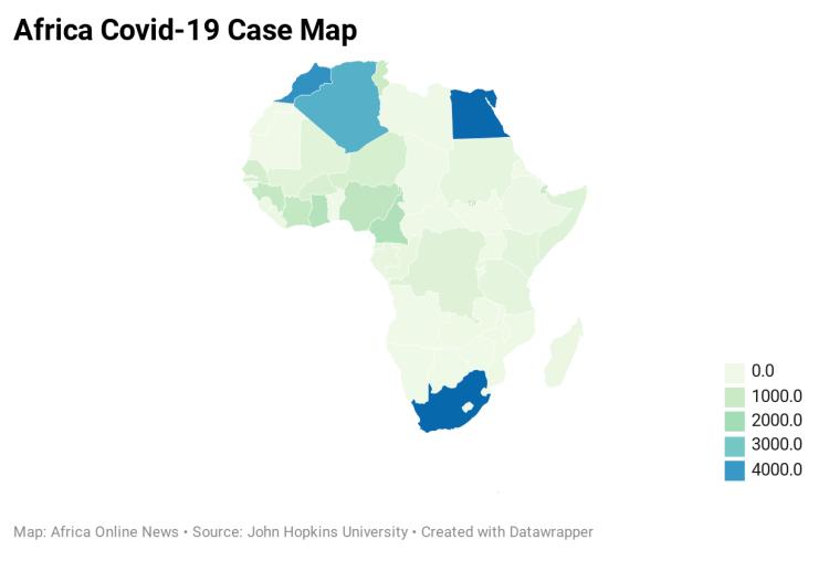 aprKn-africa-covid-19-case-map